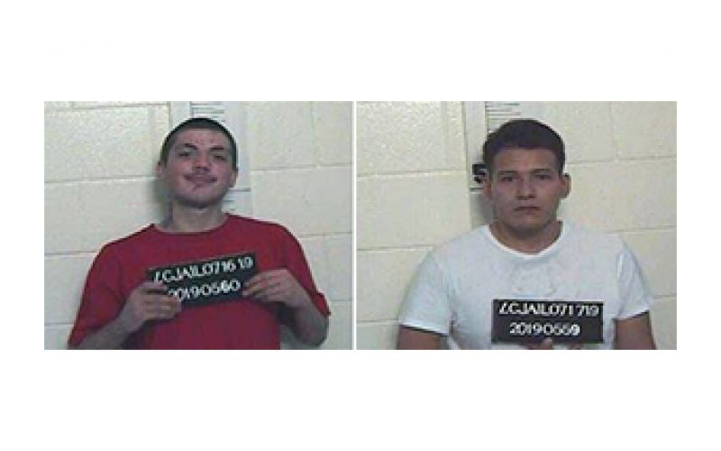 Two Susanville Men Arrested After Report Of Fight
