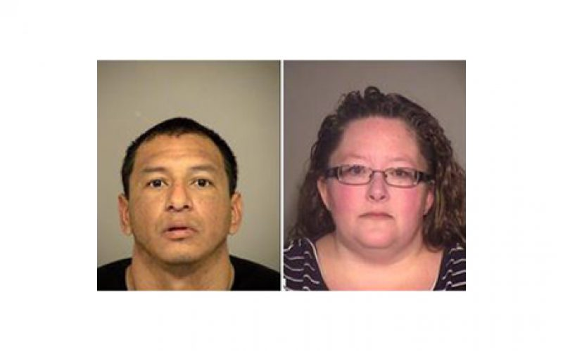 Busted for Mailing Meth to Inmate Hubby