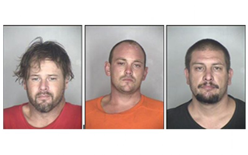 Five Arrested in Shooting Investigation