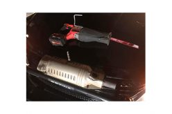 2 Men Pulled Over for Traffic Stop, Arrested for Catalytic Converter Theft