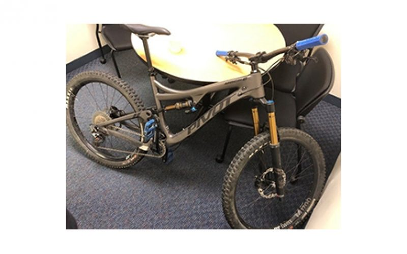 Video Recording Leads to Fast Arrest of Suspected Bicycle Thief