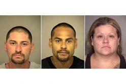 Trio of Gang members Busted with Guns & Drugs