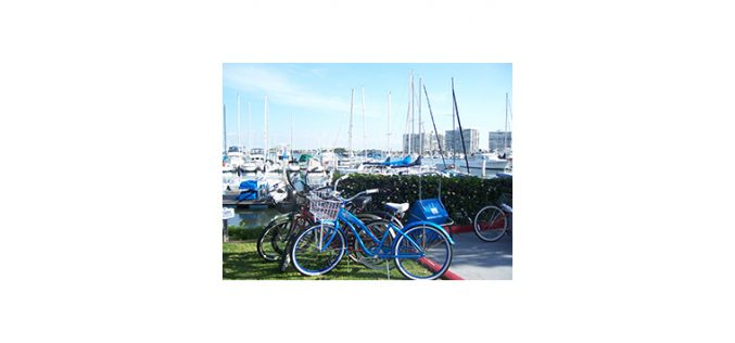 Three Bike Thieves Arrested in Coronado