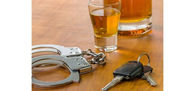 Driver Wearing Only his Underwear Arrested following 4 Car Crashes