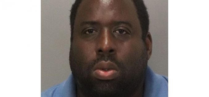 Suspect Arrested for Peeping and Lewd Conduct at Apartment Complex
