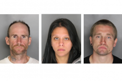 Three vehicle burglary suspects arrested in Folsom