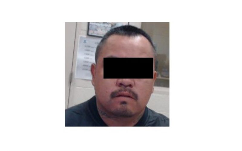 Calexico Border Agents arrest gang member