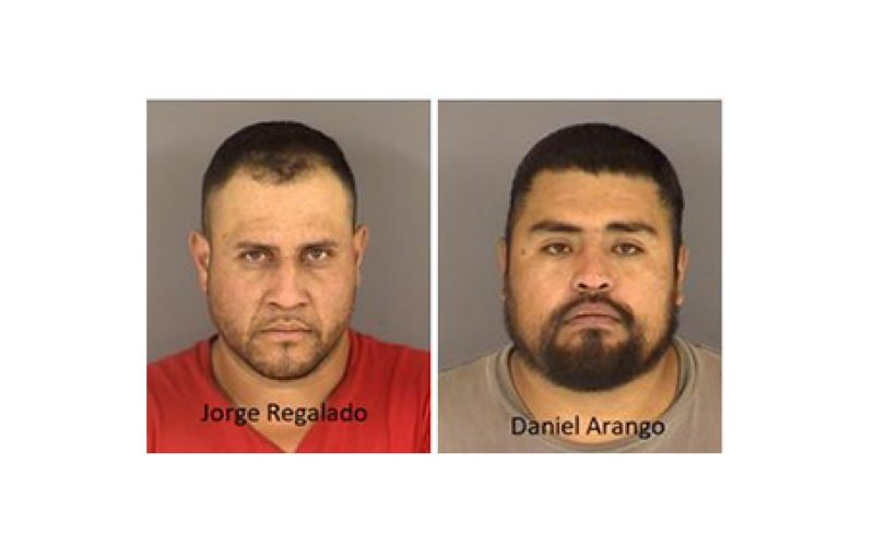 Pair arrested for driving with loaded gun and paraphernalia
