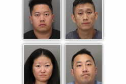 Four arrested after the attempted theft of a catalytic converter