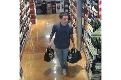 Man steals 14 bottles of champagne worth $1,200
