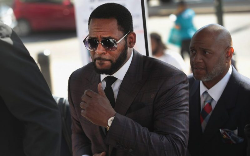 R. Kelly accused of soliciting teen for sex in Minnesota