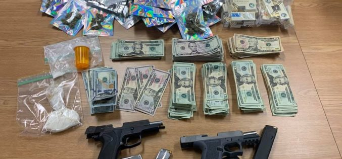 Salinas Police arrest gang members, confiscate narcotics at apartment complex