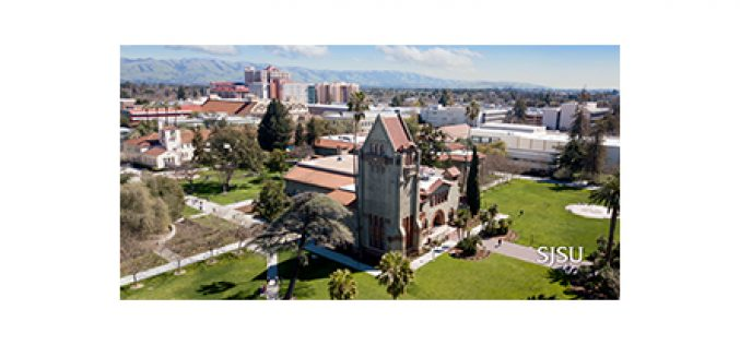 Transient on SJSU campus located after brandishing a handgun