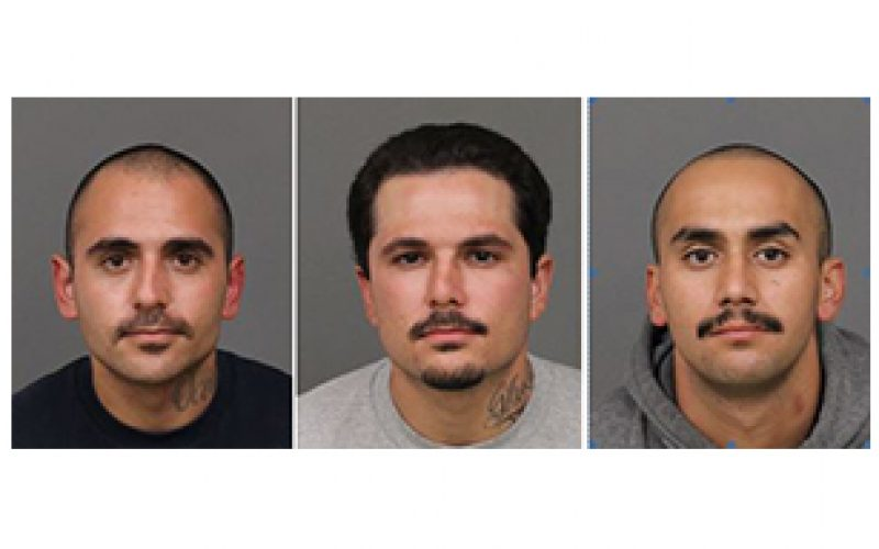 Three Homicide Suspects Arrested in April 3 Incident