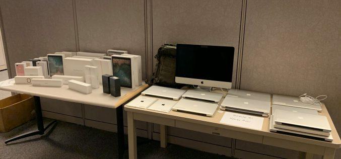 Kern County deputies find $40K in stolen electronics; suspect arrested