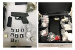Sutter Sheriff: Two allegedly caught with gun and drugs near high school
