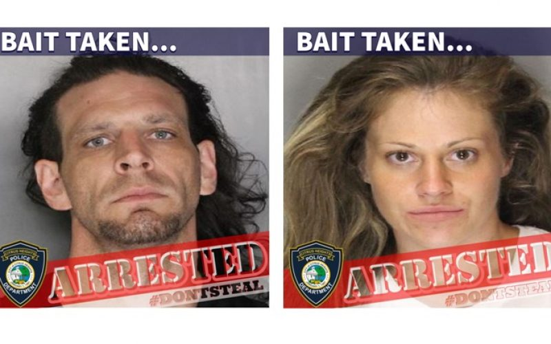 Felony warrant suspects arrested after taking 'bait' in Citrus Heights