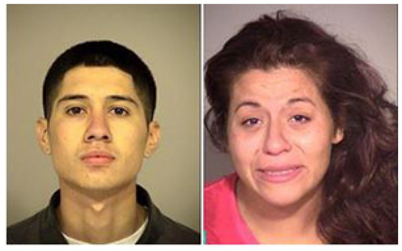 Couple Busted with Guns & Drugs