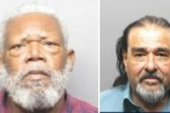 Senior Citizens Arrested on Suspicion of Sexually Molesting Children