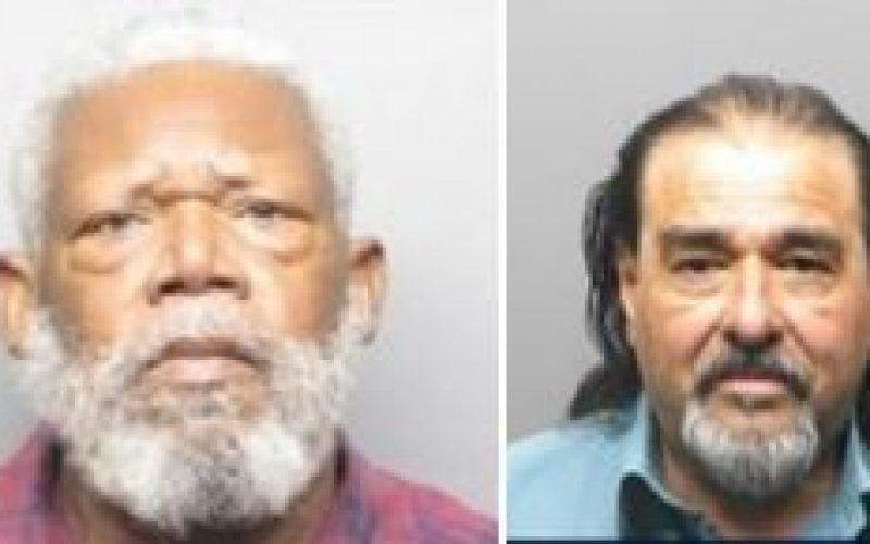 Senior Citizens Arrested on Suspicion of Sexually Molesting Children