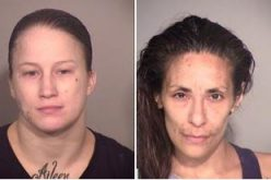 Women Busted Mailing Drugs to Jail
