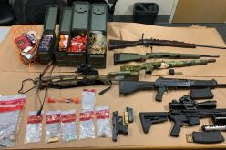 Search warrant turns up guns and drugs in Prunedale
