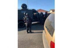 SWAT Team Arrests a Suspected Rapist who Refused to Surrender for 6 Hours