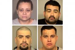 FBI and Local Sheriffs Bust Prison Gang Drug Ring
