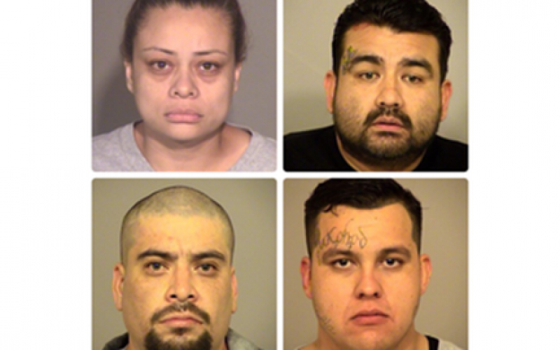 FBI and Local Sheriffs Bust Prison Gang Drug Ring