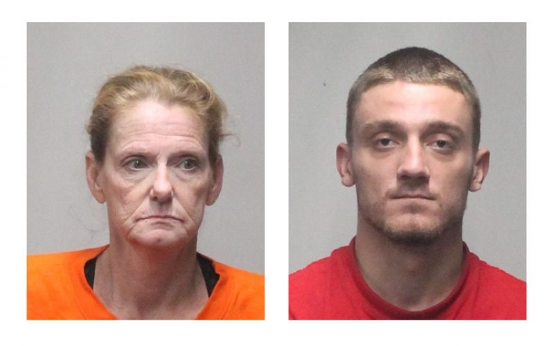 Two arrested on suspicion of mail theft in Sutter County