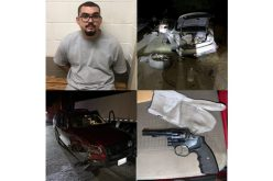 Man arrested for hit-and-run and DUI after hitting parked cars