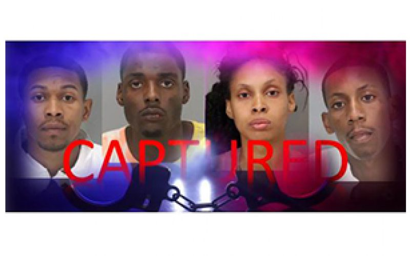 SJPD Arrests 4 Suspects in Home Burglary Homicide Case