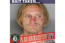 "Man arrested after stealing ""bait"" from Citrus Heights PD"