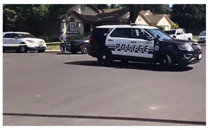 US Secret Service, US Marshals and Fairfield PD team up in barricade incident