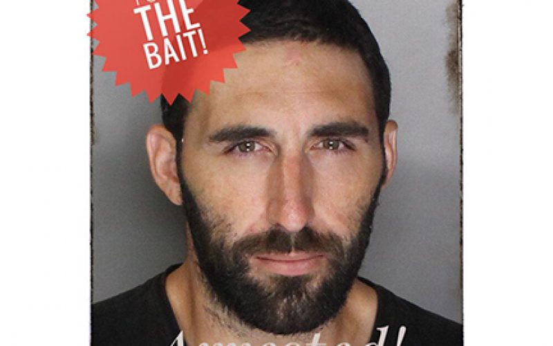 """Man arrested after stealing """"Bait"""" from Folsom PD"""