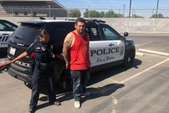 Wanted parolee busted with meth after short chase in Madera
