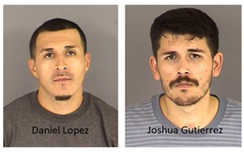Traffic Stop Leads to Arrests in Hollister