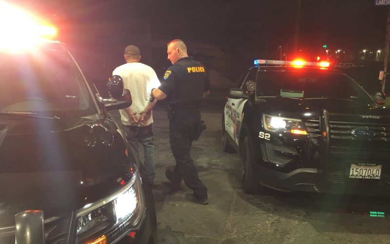 Rodeo man caught with drugs and a gun during traffic stop in Clearlake
