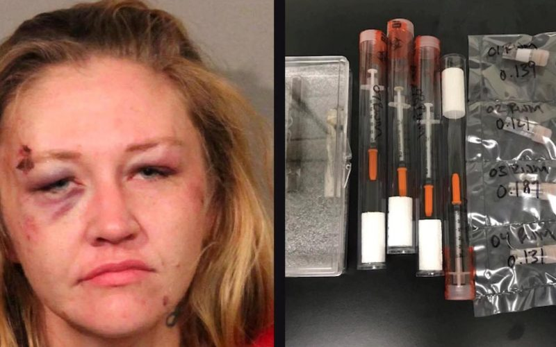 Magalia woman arrested after leading deputy on erratic, high-speed chase