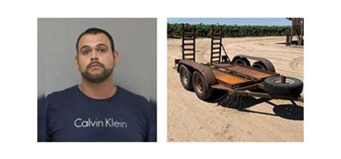 Months-Long Investigation Nets Burglary Arrest