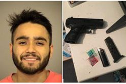 Text Threats Leads to Drug and Gun Bust