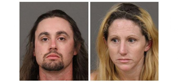 Narcotics related search warrant yields two arrests