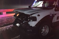 DUI suspect facing felony charges after colliding head-on with deputy