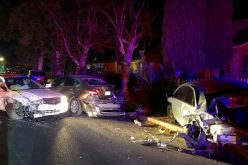 Man faces DUI charge in multi-car collision