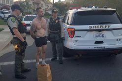 Bra- and panty-clad prowler arrested in El Dorado Hills