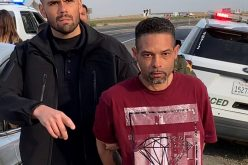 Los Banos murder suspect arrested while trying to flee area