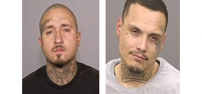 Two Gang Members, One Juvenile Arrested in Connection with Clovis Burglary