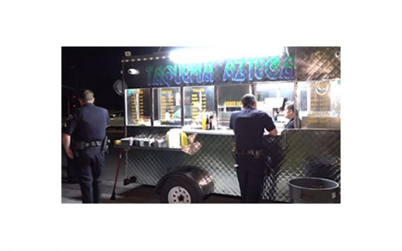 Suspects in Custody After String of Robberies at Food Trucks and Recycling Centers