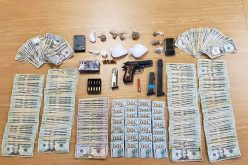 Salinas Police serve search warrant, arrest gang members on gun and drug charges