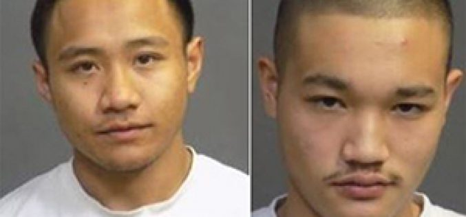 LASD Burglary-Robbery Task Force & CMPD Arrest Residential Knock-Knock Burglary Crew